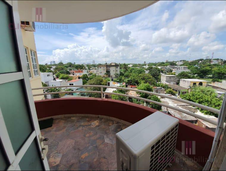 Departamento en  Boca del Río muy cerca de  Plaza Las Americas con alberca   y seguridad.