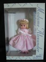 Doll 2000 Madame Alexander I Can Tie My Shoes In Box