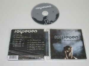 Royseven-The-Art-of-Insincerity-Universal-06025-1701707-CD-Album