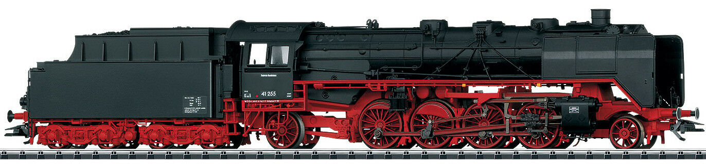 Trix H0 22376 dampflokomotive baureihe 41 schlepptender, MIT