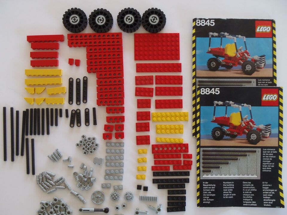 Lego andet, 8845