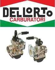 02585 Carburatore DELL'ORTO PHBG 17,5 AD 2T moto scooter 50 100 aria manuale