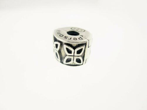 """PERSONA Sterling Silver Butterfly Serrure /""""Bead Charme H12210P1"""