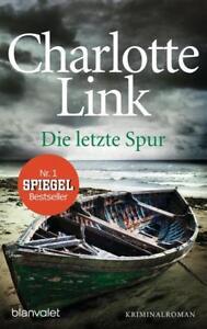 CHARLOTTE-LINK-DIE-LETZTE-SPUR-2014-Taschenbuch-Soft-Cover-wie-NEU