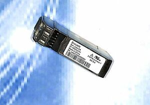 Brillant Sfp + Transmetteur Brocade 57-1000012-01 8 Gbit/s Fc 850 Nm 1000 Base-sx