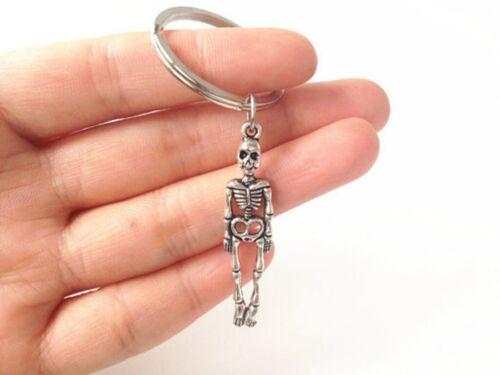 wamami 5pcs Keychain Key Ring Retro New And Old Stock Gift