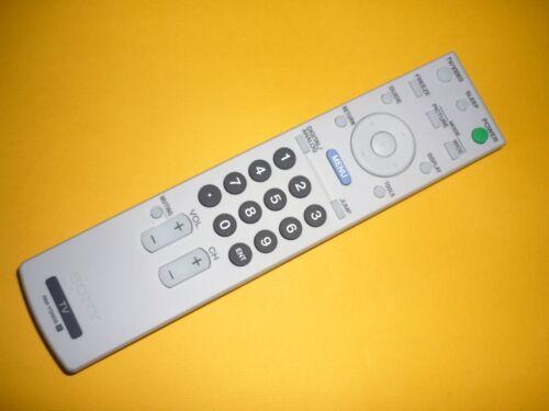 sony tv remote rm yd005. 1 of - new oem rm-yd005 rm-yd006 sony bravia lcd digital tv remote rm yd005 r