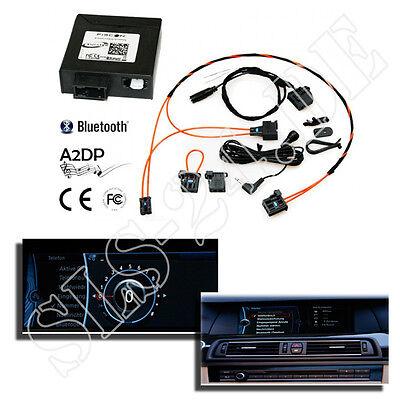 Fiscon 38975 Bluetooth Freisprechanlage BMW X3 F25 5er GT ohne USB Schnittstelle