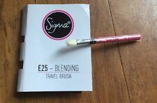 Brand NEW 100% autentico SIGMA E25 Blending Brush-TRAVEL SIZE. gratis P&P!