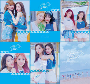 WJSN-FOR-THE-SUMMER-Special-Album-CD-POSTER-PhotoBook-Card-Pre-Order-Item-SEALED