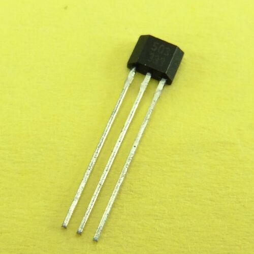 AH503 Linear Hall Sensor Bipolar Repair Throttle Electric Effect Ratiometric