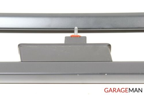 13-15 Mercedes X204 GLK350 Right /& Left Roof Luggage Rack Rail Molding Trim Set