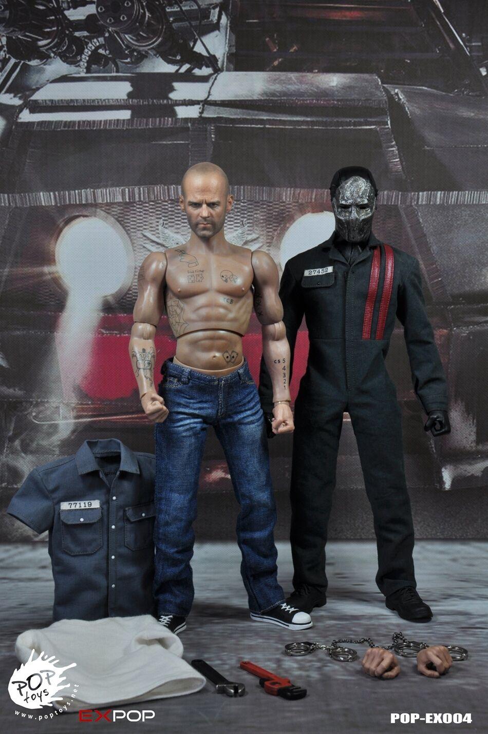 1 6 Scale POP Toys Death Driver - Frankenstein Jason figure MIB in Hand