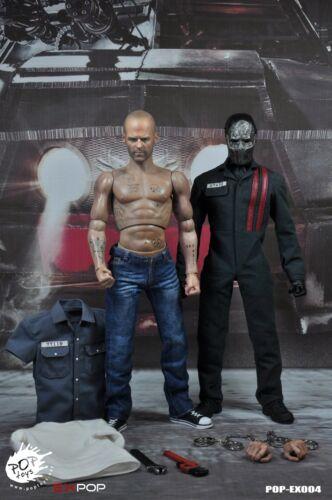 1//6 Scale POP Toys Death Driver Frankenstein Jason figure MIB in Hand