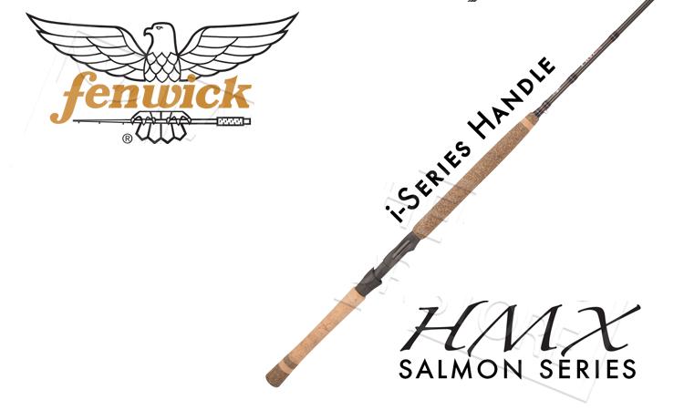 CANNA FENWICK  HMX 10.6 Salmon Steelhead Spinning 3,20 m 10  28 GR LUCCIO