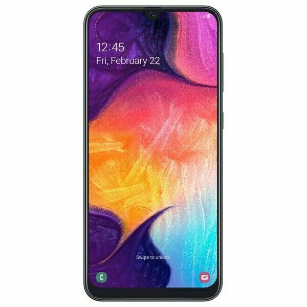 Samsung Galaxy A50 64gb Black Verizon For Sale Online Ebay