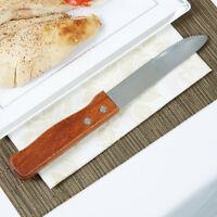 Usa Seller 12 Jumbo Steak Knives 10 Restaurant Quality Free Shipping Usa Only