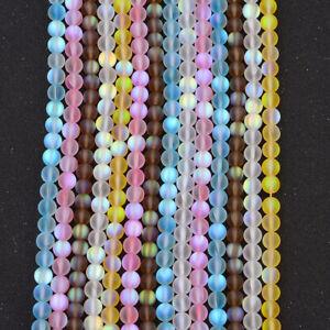 Mystic-Aura-Quartz-Gemstone-Loose-Beads-Holographic-Quartz-DIY-Bracelets-Gift