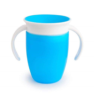 Munchkin Miracle 360 Degré Trainer Cup bleu 7 oz//207 ml