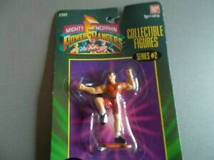 Mighty Morphin Power Rangers Jason Collectible Figures Series2 Bandai USA1995