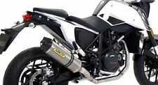 AUSPUFF ARROW RACE-TECH DARK LINE MIT CARBONKAPPE EURO 4 KTM DUKE 690 BJ.16-17