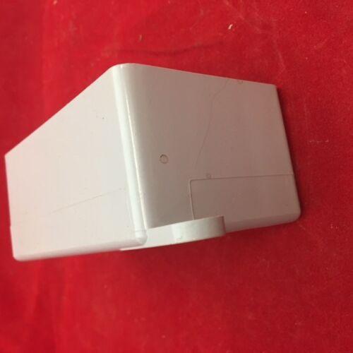 "Scepter PVC Single Gang Box with one 3//4/"" hub"