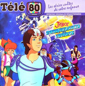 Shuki-Levy-CD-Jayce-Et-Les-Conquerants-De-La-Lumiere-Remastered-2020-France