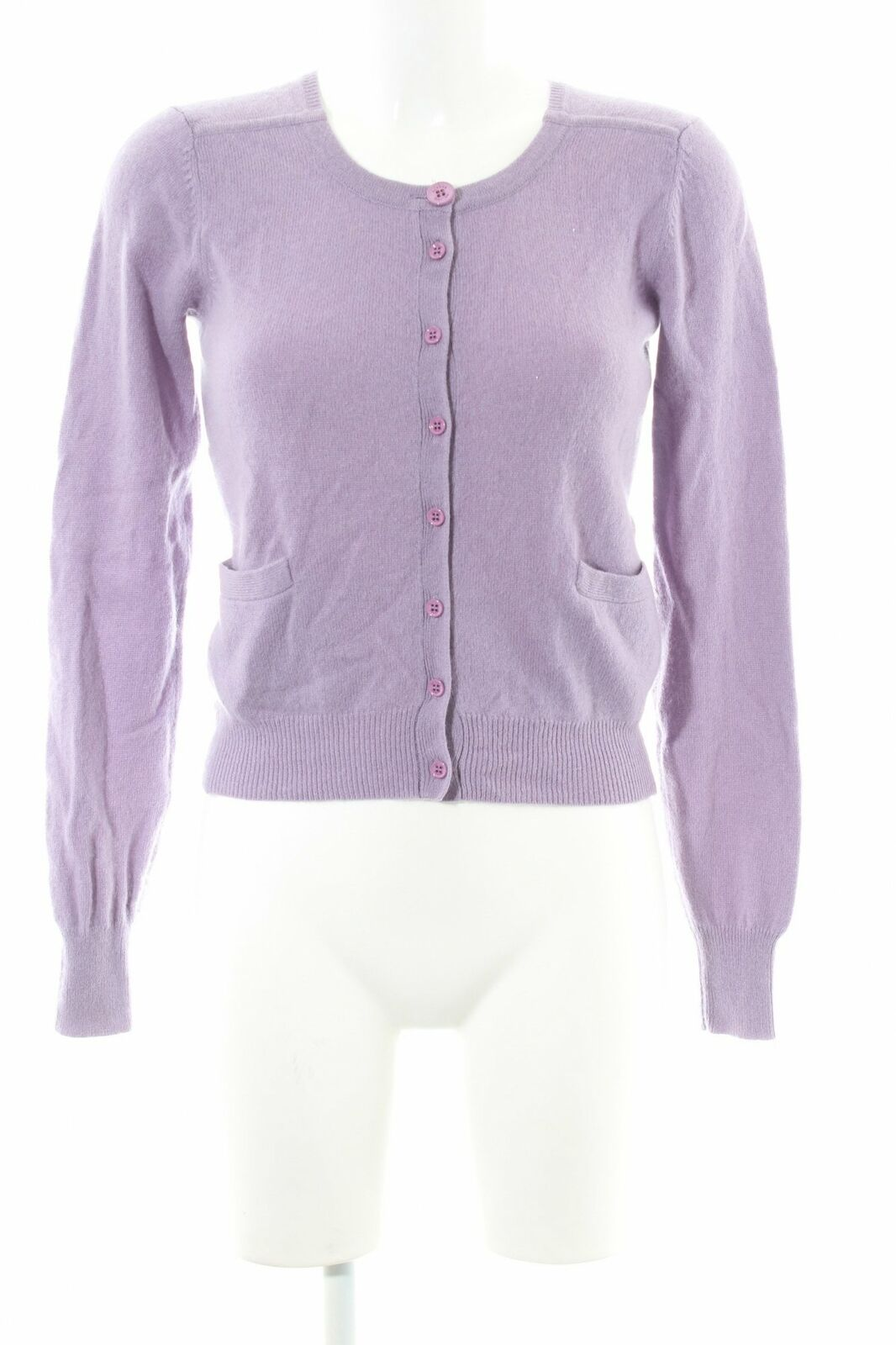 CLOSED Kurzjacke flieder Casual-Look Damen Gr. DE 36 Jacke Jacket Short Jacket