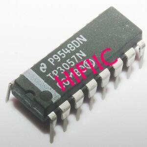 5PCS TP3057N Enhanced Serial Interface CODEC/Filter COMBO Family DIP16