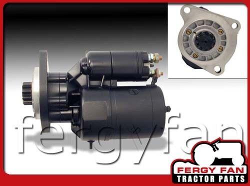 Anlasser Massey Ferguson MF 35 65 133 135 155 165