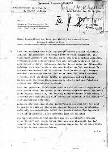 14. Armee - Kriegstagebuch Italien von Oktober 1944 -Dezember 1944