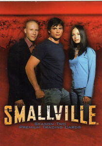 SMALLVILLE-SEASON-TWO-SEASON-2-90-card-BASE-BASIC-Set-BY-INKWORKS