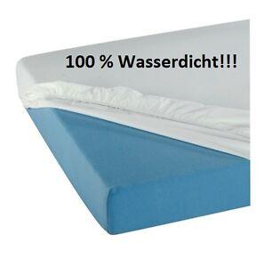 Matratzenschoner wasserdicht Inkontinez Matratzenbezug 100x200 *NUR JETZT*