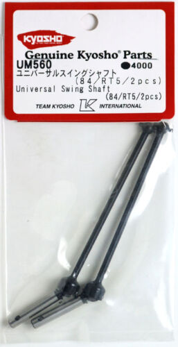 Kyosho UM560 Universal Swing Shaft (84/RT5/2pcs)