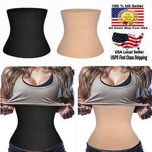 75be247a18 Image is loading Womens-Seamless-Body-Shaper-Cincher-Boned-Tummy-Control-