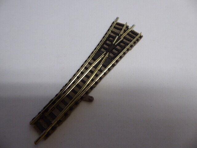 Fleischmann N 9170 Weiche links, Länge 111 mm - NEU ohne OVP