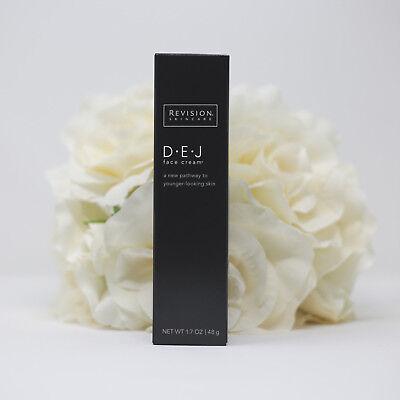 Revision DEJ D.E.J. Face Cream (1.7oz) Brand New! Free