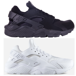 buy popular 0efc2 88f62 Image is loading Nike-Air-Huarache-LTD-Sneaker-Trainers-Shoes-black-
