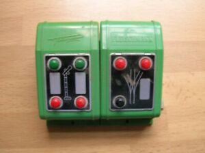 Fleischmann 6925 3-way Point Switch + 6927 Signal Switch Mint Unboxed RafraîChissant Et BéNéFique Pour Les Yeux