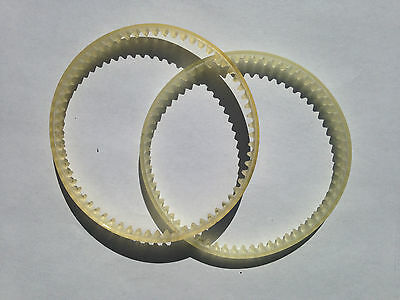2 BRAND NEW DRIVE BELTS FOR SEARS CRAFTSMAN JOINTER PLANER 315173710