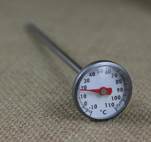 Neue analoge praktische Instant Read Thermometer Küche zum Kochen Essen