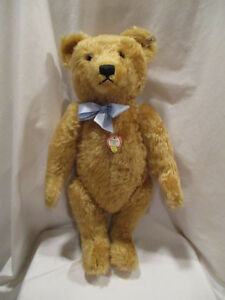 Steiff-Teddy-Bear-Replica-1959-EAN-408434-with-Box-and-COA