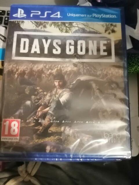 Days Gone - PS4 VF neuf sous blister
