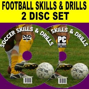 Football Coaching Soccer Drills Skill Routines Video Training