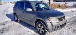 2007 Suzuki Grand Vitara 4WD