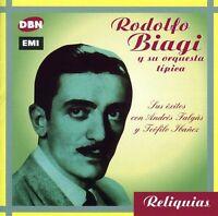 Rodolfo Biagi - Sus Exitos Con Falgas E Ibades [new Cd] on sale