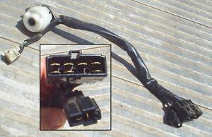 1984 1985 1986 1987 1988 1989 toyota pickup 4runner ignition switch rh ebay com Toyota Wiring Diagrams 2001 Toyota 160I Distributor Wiring