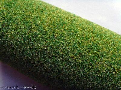 Scale Model Train Layout Grass Mat 0.5x0.5m Ygreen HO N