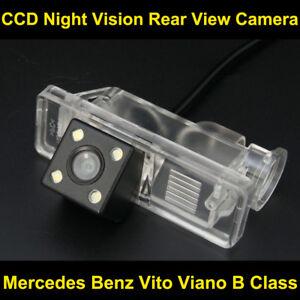 Retrocamera-Visione-notturna-Luce-Targa-Mercedes-Vito-Viano-Classe-B