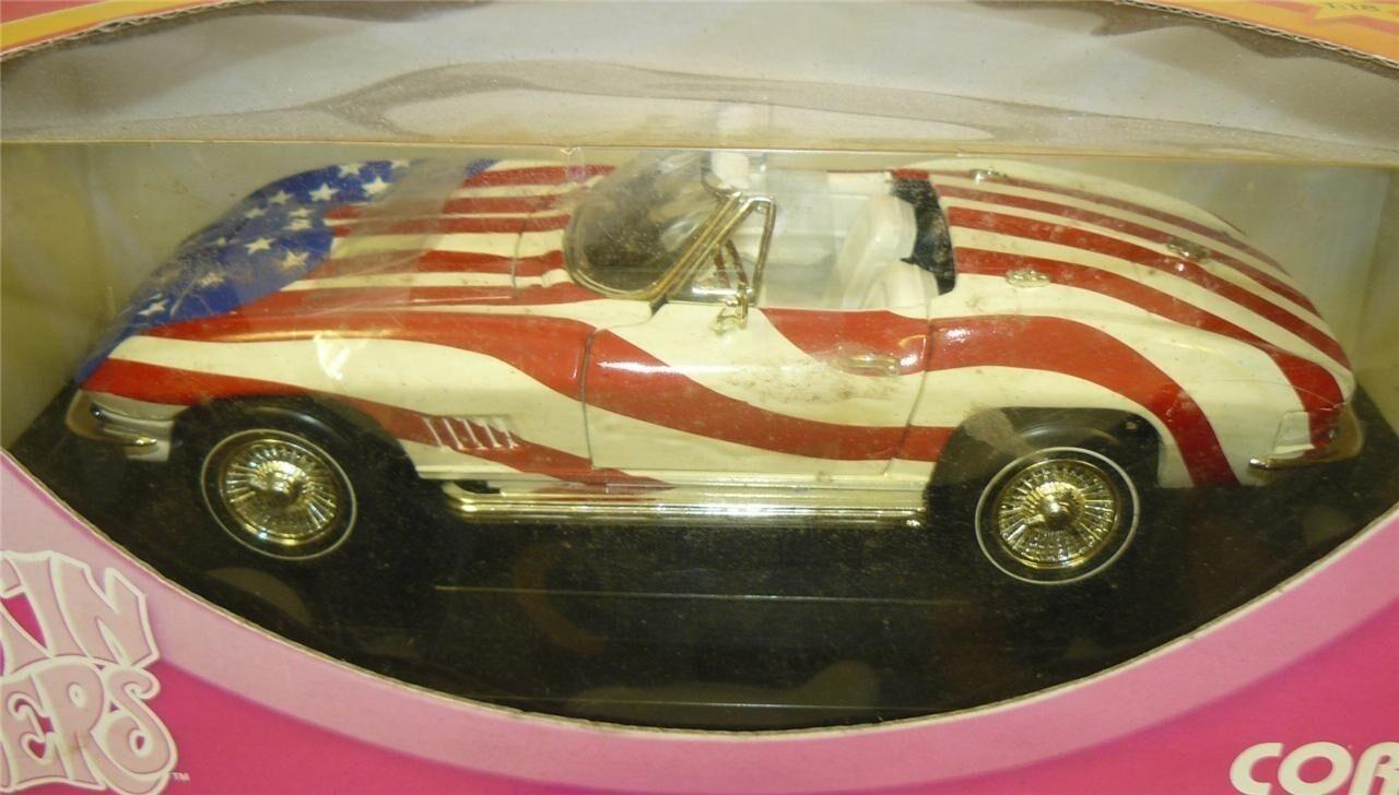 1967 Corvette converdeible,  Austin Powers ,